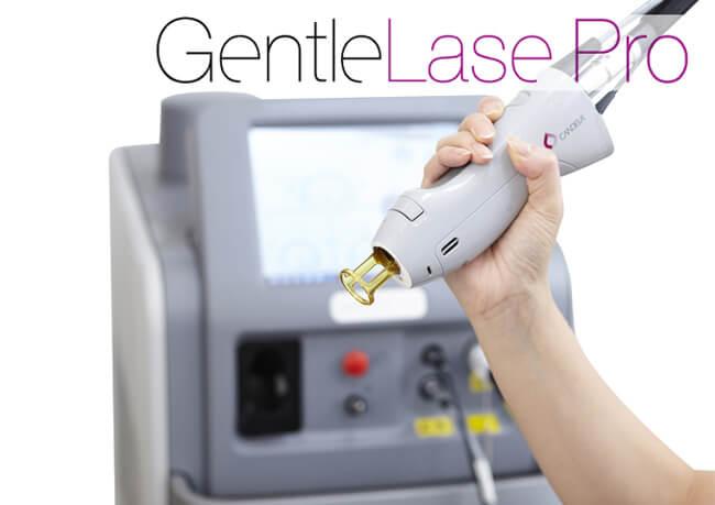たろうメディカルクリニックで使用する医療脱毛レーザー「gentlelasepro(ジェントルレーズプロ)」